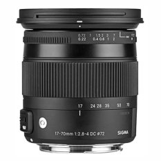 Sigma 17 70Mm F 2 8 4 Dc Macro Os Hsm Lens For Nikon Dslrs With Aps C Sensors Deal