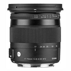 Buy Sigma 17 70Mm F 2 8 4 Dc Macro Os Hsm Lens For Nikon Dslrs With Aps C Sensors Sigma Cheap