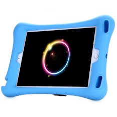 Silicone Shockproof Protective Case Cover With Kickstand For Ipad Air Blue Free Shipping