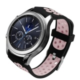 Silicone Watchband Strap For Samsung Gear S3 Frontier Sm R760 R770 Smart Watch Intl Price