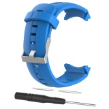 Retail Price Silicone Wrist Band Strap Replacement For Suunto Spartan Sport Series Multisport Gps Wa Intl