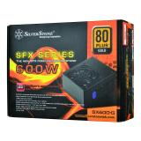 Buy Silverstone Sfx Series 600W Full Modular 80Plus Gold Sst Sx600 G Cheap On Singapore