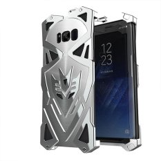 Recent Simon Shockproof Aluminum Metal Armor Phone Hard Frame Shell For Samsung Galaxy S8 Plus Case Luxury Intl