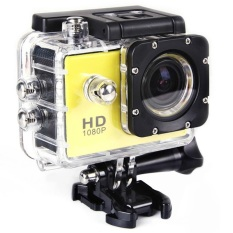 Cheaper Sj 4000 Sport Camera Full Hd Action Camera 1080P 2 Inch Waterproof 30M Extreme Aktion Camera Yellow Export