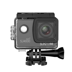 Discount Sjcam Sj4000 Wifi 1080P 2 0Inch Lcd Action Camera Sport Dv Black Intl China