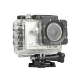 Shop For Sjcam Sj5000X Elite 4K Gyro Action Camera W Free Waterproof Case 10 Accessories Silver