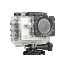 Sjcam Sj5000X Elite 4K Gyro Action Camera W Free Waterproof Case 10 Accessories Silver Lower Price