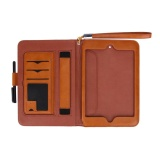 Where To Shop For Slim Flip Leather Case Smart Cover Stand For Ipad Mini 1 2 3 4 Brown Intl