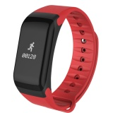 Deals For Smart Band Blood Pressure Watch F1 Smart Bracelet Watch Heart Rate Monitor Smartband Wireless Fitness For Android Ios Phone Intl