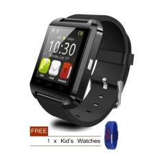 Best Deal Smart Bluetooth Watch For Android Ios Smartphone Free Gift Intl