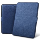 Smart Cover For Amazon Kindle Paperwhite 1 2 3 Cute Cover Case Blue Cheap