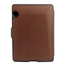 Purchase Smart Ultra Slim Case Cover For Amazon Kindle Voyage 2014 Brown Intl