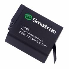 Smatree® 1220 Mah Battery For Gopro Hero 2018 Hero 6 Hero 5 Black Price Comparison
