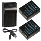 How To Get Smatree Battery 1720Mah 2 Pack With Charger For Olympus Om D E M1 Mark Ii Blh 1 Not Fully Decoded