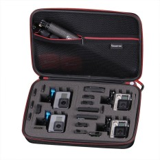 Price Comparisons Smatree Smacase G360 Carrying Case For Gopro Hero 6 5 Action Camera