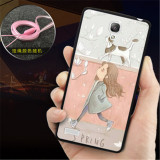 Cheap Soft Tpu Silicon Transparent Thin Cover Case For Xiaomi Redmi Note Silicone Phone Cases