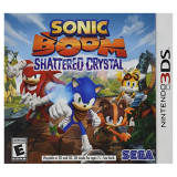 Sonic Boom Shattered Crystal Nintendo 3Ds Export Intl Free Shipping