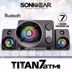 Great Deal Sonic Gear Titan 7 Btmi Bluetooth Speaker