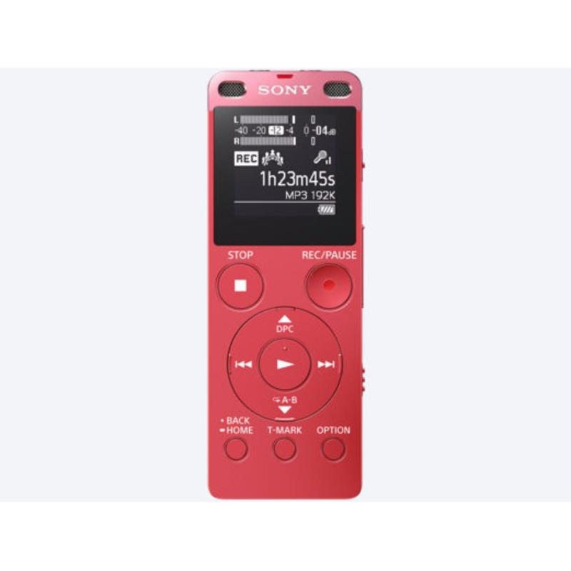 Sony ICD-UX560F 4GB Digital Voice Recorder Singapore
