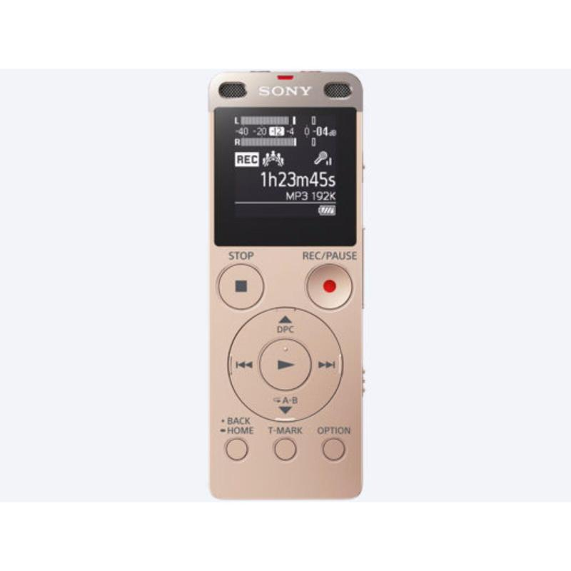 Sony 4GB Digital Voice Recorder ICD-UX560F with free 32GB MicroSD Card Singapore