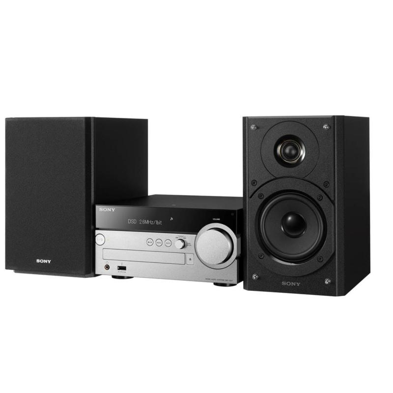 Sony CMT-SX7 All-in-one HiFi System with Wi-fi/Bluetooth® (Black) Singapore
