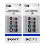 Sony Ep Ex10A Eartips Black 4 Pairs Pack X 2 Price Comparison