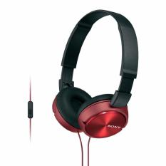 Coupon Sony Headphone Mdr Zx310 Red
