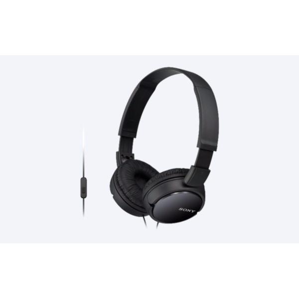 SONY  HEADPHONE MDR-ZX310AP BLACK Singapore