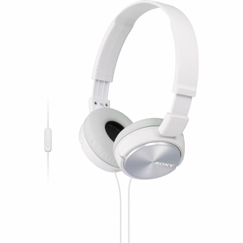 SONY  HEADPHONE MDR-ZX310AP WHITE Singapore