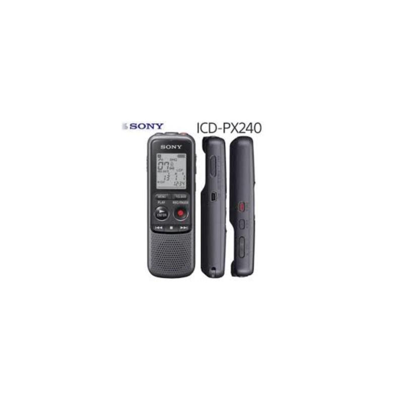 Sony ICD-PX240 4GB Digital Voice Recorder (Export) Singapore