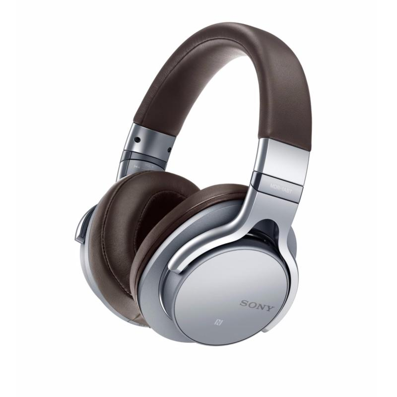 Sony MDR-1ABT Around-The-Ear Headphones Bluetooth - Silver (Refurbished) Singapore