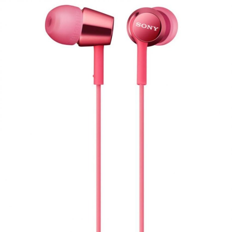 SONY MDR- EX150AP In-Ear Headphone (Pink) Singapore