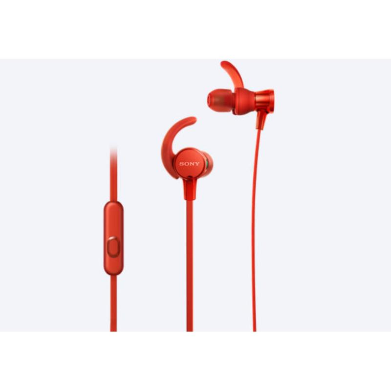 SONY MDR-XB510AS EXTRA BASS WASHABLE IN-EAR SPORT HEADPHONES Singapore