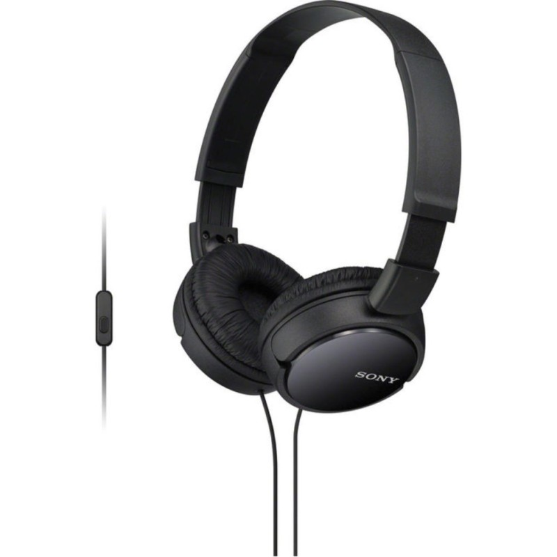 Sony MDR-ZX110AP Headphones with Mic Singapore