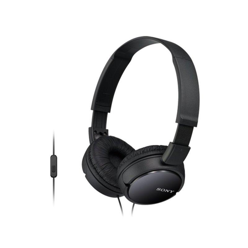Sony MDR-ZX110APBCE  Headphones (Black) Singapore