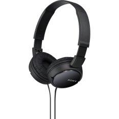 Sony Mdr-Zx110/bce Headphones (black) By Src International.