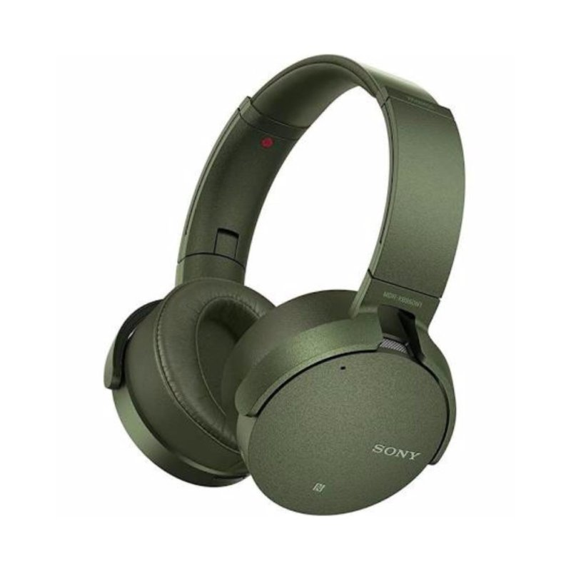 SONY MDRXB950N1 (GREEN) EXTRA BASS™ Wireless Noise Cancelling Headphones Singapore