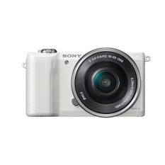 Who Sells Sony Singapore Α5000 Ilce 5000 E Mount Camera With Aps C Sensor Selp1650 Lens Kit White Cheap