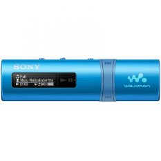 Sale Sony Singapore B183F 4Gb Walkman With Fm And Built In Usb Blue Sony