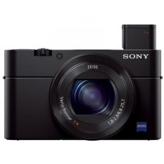Sony Singapore Cyber-Shot Rx100 Iii 20.1 Megapixel Advanced Camera With 1.0-Type Sensor (black) By Sony Electronics Singapore Pte Ltd.