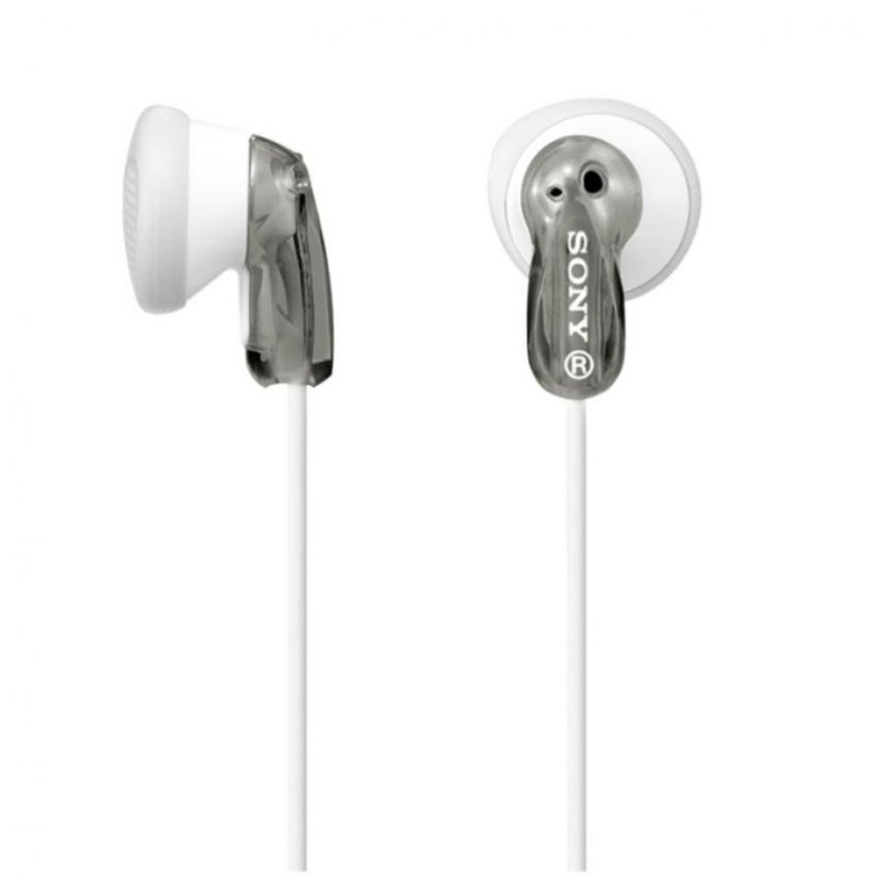 Sony Singapore MDR-E9LP In-Ear Headphones (Grey) Singapore