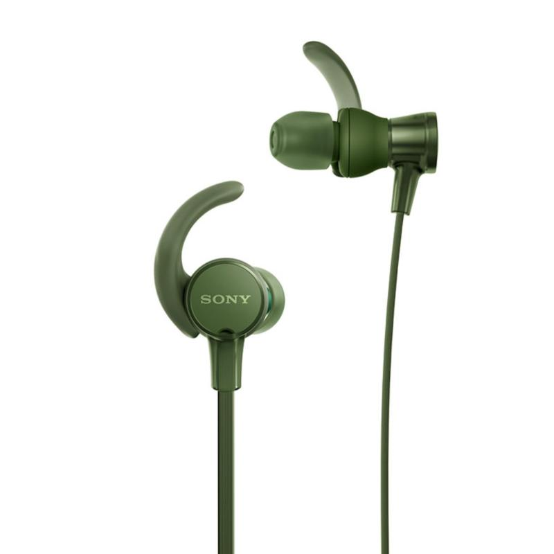 Sony Singapore MDR-XB510AS EXTRA BASS™ Sports Headphone (Green) Singapore