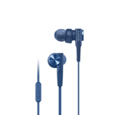 Sony Singapore Mdr Xb55Ap Extra Bass In Ear Headphones Blue Lowest Price