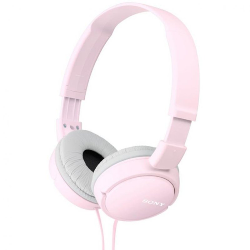 Sony Singapore MDR-ZX110 On-ear Headphone (Pink) Singapore
