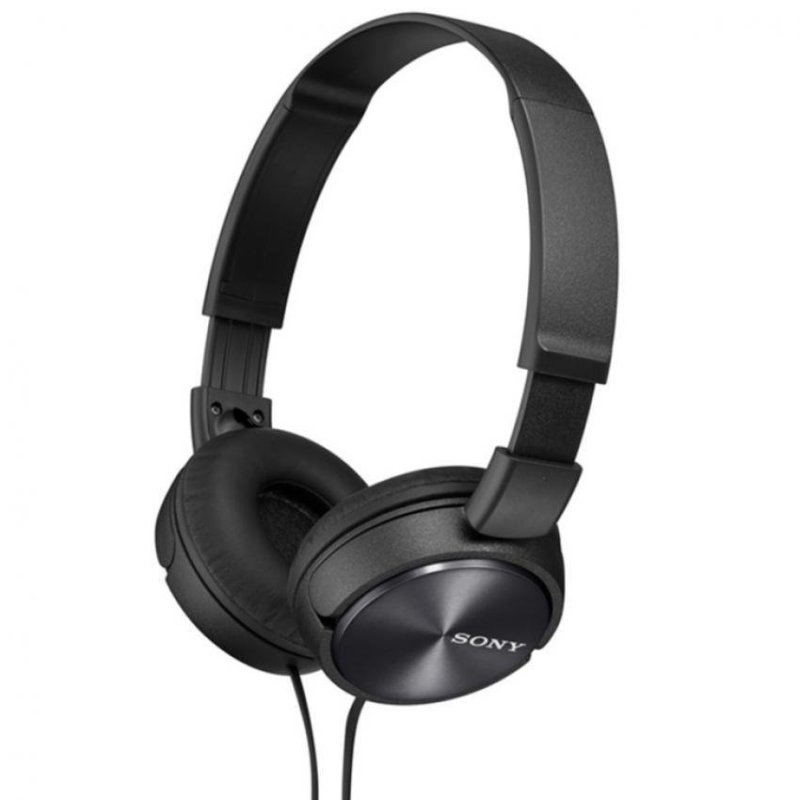 Sony Singapore MDR-ZX310 On-ear Headphone (Black) Singapore