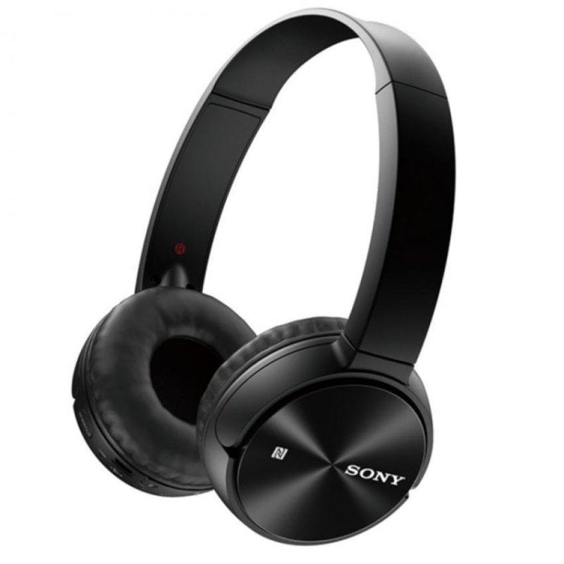 Sony Singapore MDR-ZX330BT On-ear Headphone (Black) Singapore
