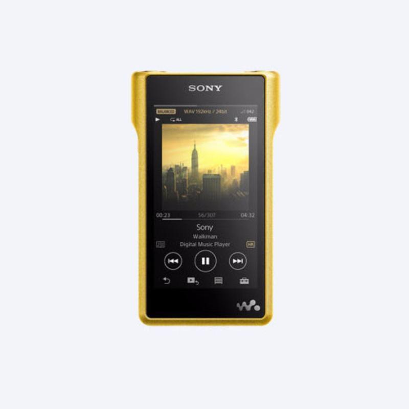 Sony Singapore NW-WM1Z Premium Walkman® with High-Resolution Audio Singapore