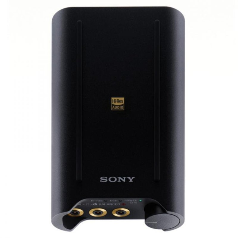 Sony Singapore PHA-3 USB DAC Headphone Amplifier (Black) Singapore