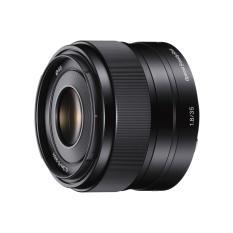Best Deal Sony Singapore Sel35F18 E Mount Lens E 35Mm F1 8 Oss Lens Black