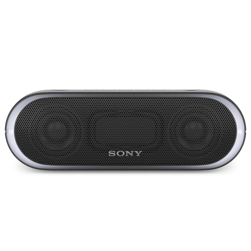 Sony Singapore SRS-XB20 Extra Bass Portable Wireless Speaker with Bluetooth® (Black) Singapore